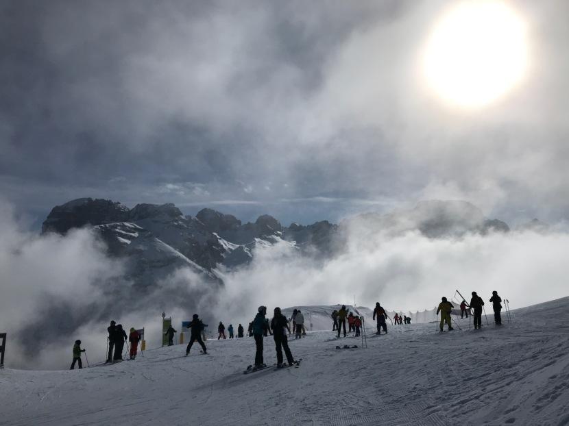 Ski trip in Madonna diCampiglio